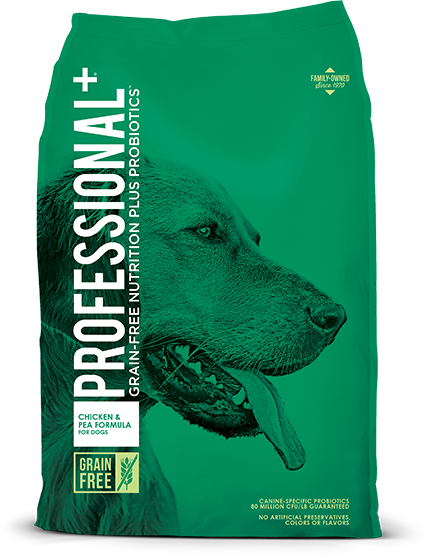 Chicken & Pea Formula for Dogs